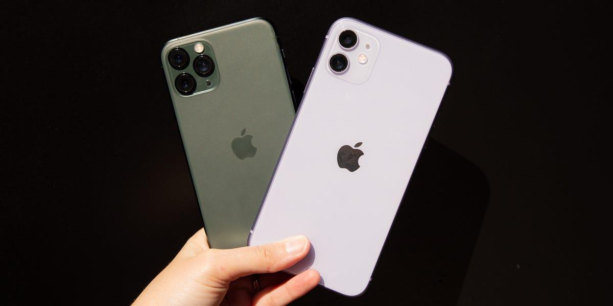Iphone 11 Iphone 11 Pro Vergleich